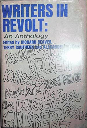 Writers In Revolt: An Anthology (Signed by Terry Southern)