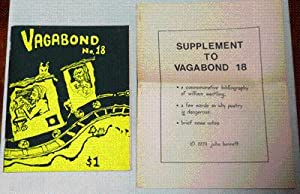 Vagabond No. 18 with Supplement