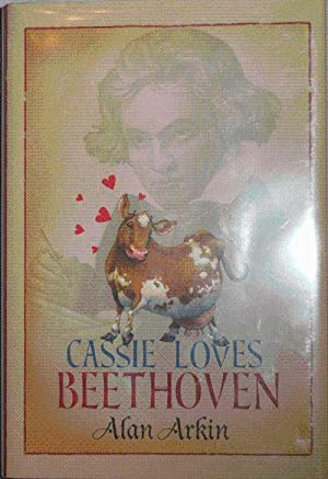 Cassie Loves Beethoven (Inscribed)
