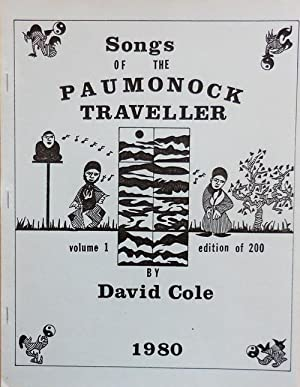 Songs of the Paumonock Traveler: Rubber Stamp Art - Cole, David