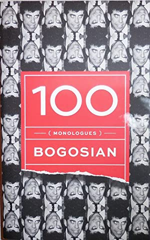 100 (Monologues) Bogosian (Inscribed)