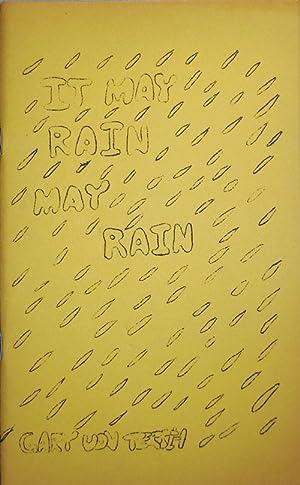 It may rain May rain: von Tersch, Gary