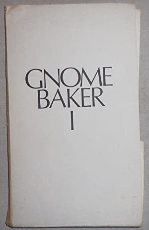 Gnome Baker I (Inscribed by Davidson)