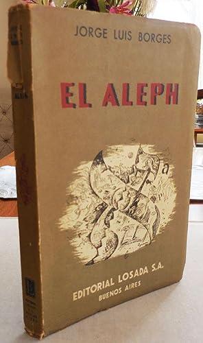 El Aleph: Borges, Jorge Luis