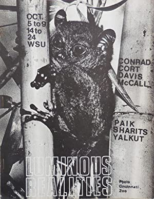 Luminous Realities - Projection and Video Art: Video Art - Yalkut, Jud, Curator (Tony Conrad, ...