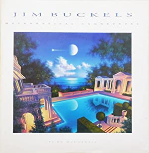 Jim Buckels - Metaphysical Landscapes (Inscribed by the Artist and with a Handwritten Letter laid...