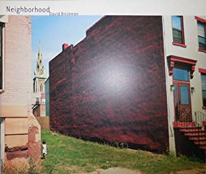Neighborhood: Photographs of Arbor Hill and West Hill (Signed): Photography, Albany - Brickman, ...