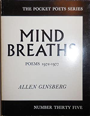 Mind Breaths Poems 1972 - 1977: Beats - Ginsberg, Allen