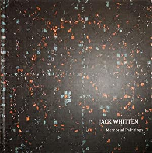Jack Whitten - Memorial Paintings (Inscribed to Art Critic Dore Ashton)