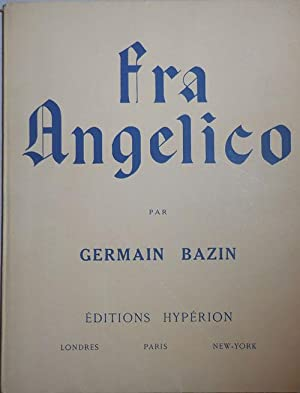 Fra Angelico par Germain Bazin: Religious Art -