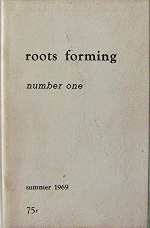 Roots Forming Number One Summer 1969 Issue
