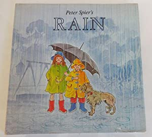 Peter Spier's Rain (Inscribed)