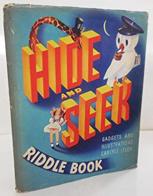 Hide and Seek Riddle Book