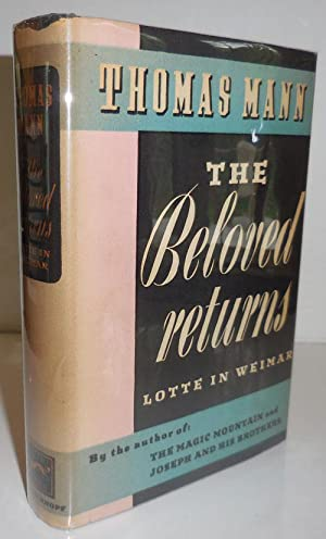 The Beloved Returns - Lotte In Weimar