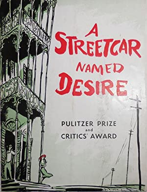 A Streetcar Named Desire (Program Guide / Promotional Booklet)