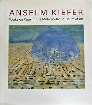 Anselm Kiefer; Works On paper in the Metropolitan Museum of Art: Art - Kiefer, Anselm (nan ...