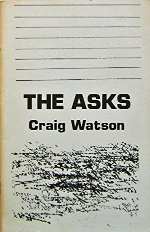 The Asks (Inscribed): Watson, Craig