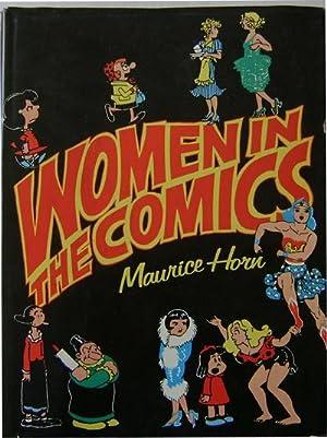 Women In Comics: Comics - Horn,