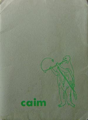 Caim Volume One Number One (Signed)