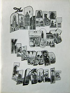 The Alphabet Work (Signed Limited Edtion)