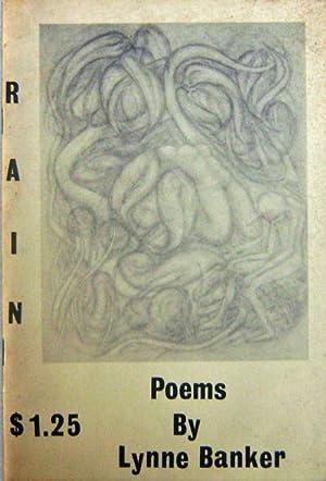Rain Poems: Banker, Lynne