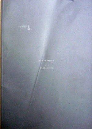 9.11 Babelogue: Art - Smith, Patti