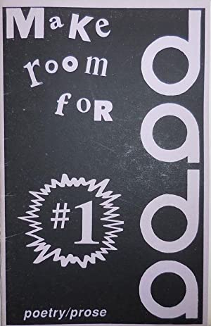 Make Room For Dada Issue #1