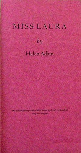 Miss Laura: Adam, Helen