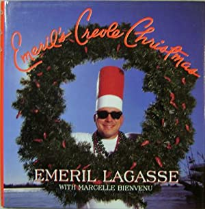 Emeril's Creole Christmas (Inscribed)