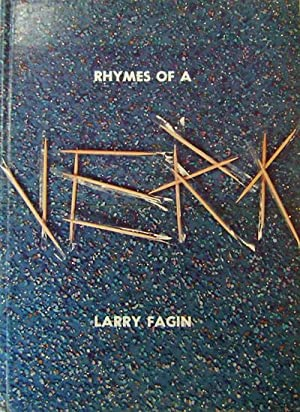 Rhymes Of A Jerk: Fagin, Larry (Cover