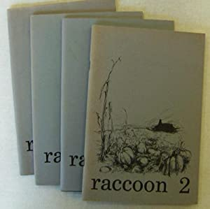 Racoon #2, 4 - 6 (Four Issues)