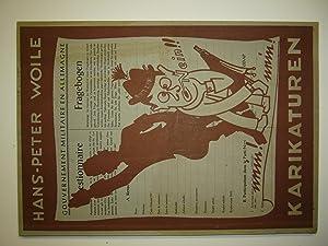 Karikaturen: Woile, Hans-Peter