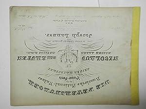 Die Petersburger. Russische National-Walzer für das Piano-Forte: Lanner, Joseph