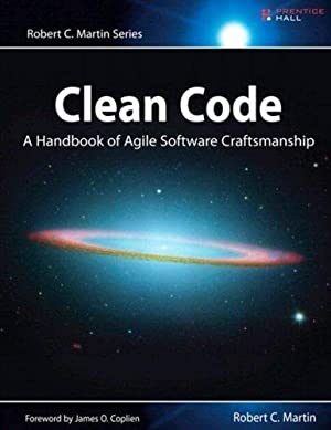 Clean Code: A Handbook of Agile Software: Robert C. Martin;