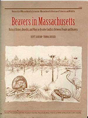 Beavers in Massachusetts: Natural History, Benefits, and Ways to Resolve Conflicts Between People...