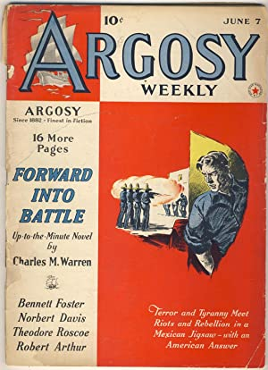 ARGOSY - June 7 1941 [ V308: Charles Marquis Warren
