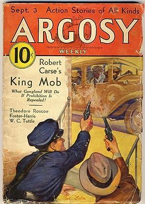 ARGOSY - September 3 1932 [ V232: Theodore Roscoe /
