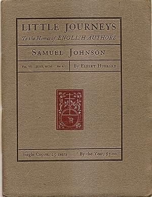 Little Journeys to the Home of English: HUBBARD: Elbert