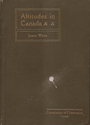 Altitudes in Canada: James White