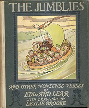 The Jumblies and Other Nonsense Verses: Edward Lear