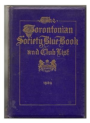 The Torontonian Society Blue Book: COVINGTON: William