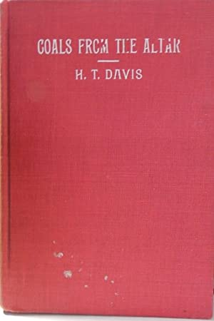 Coals From the Altar: Davis: Rev. H.T.
