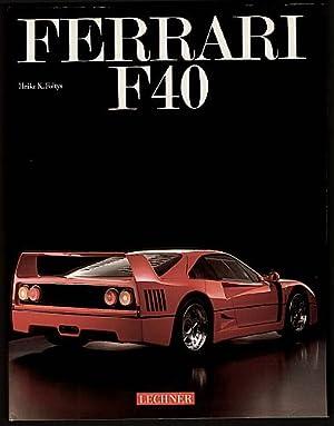 Ferrari F 40.: Foltys, Heike K.