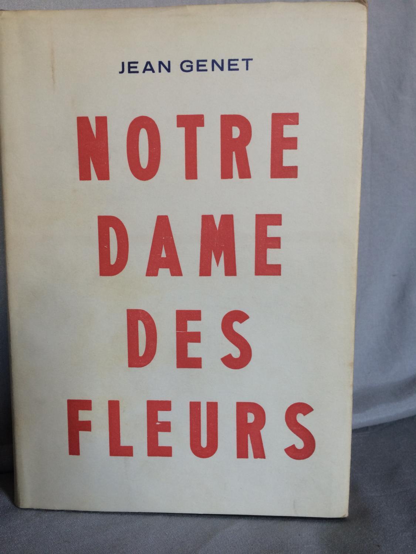 Notre Dame des Fleurs Buch: Genet Jean