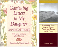 Gardening Curated by General Eclectic Books