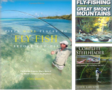 Books (Fly Fishing) Curated by bucks county  books