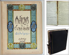 Travels Curated by Antiquariat INLIBRIS Gilhofer Nfg. GmbH