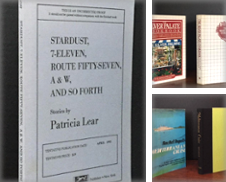 Debut Works Curated by Allington Antiquarian Books, LLC (IOBA)