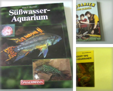 Aquarium & Terrarium Curated by Agroplant GmbH, Antiquariat ts-buch