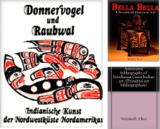 Northwest Coast Art Curated by Ethnographic Arts Publications
